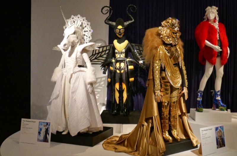 Masked Singer season 1 costumes