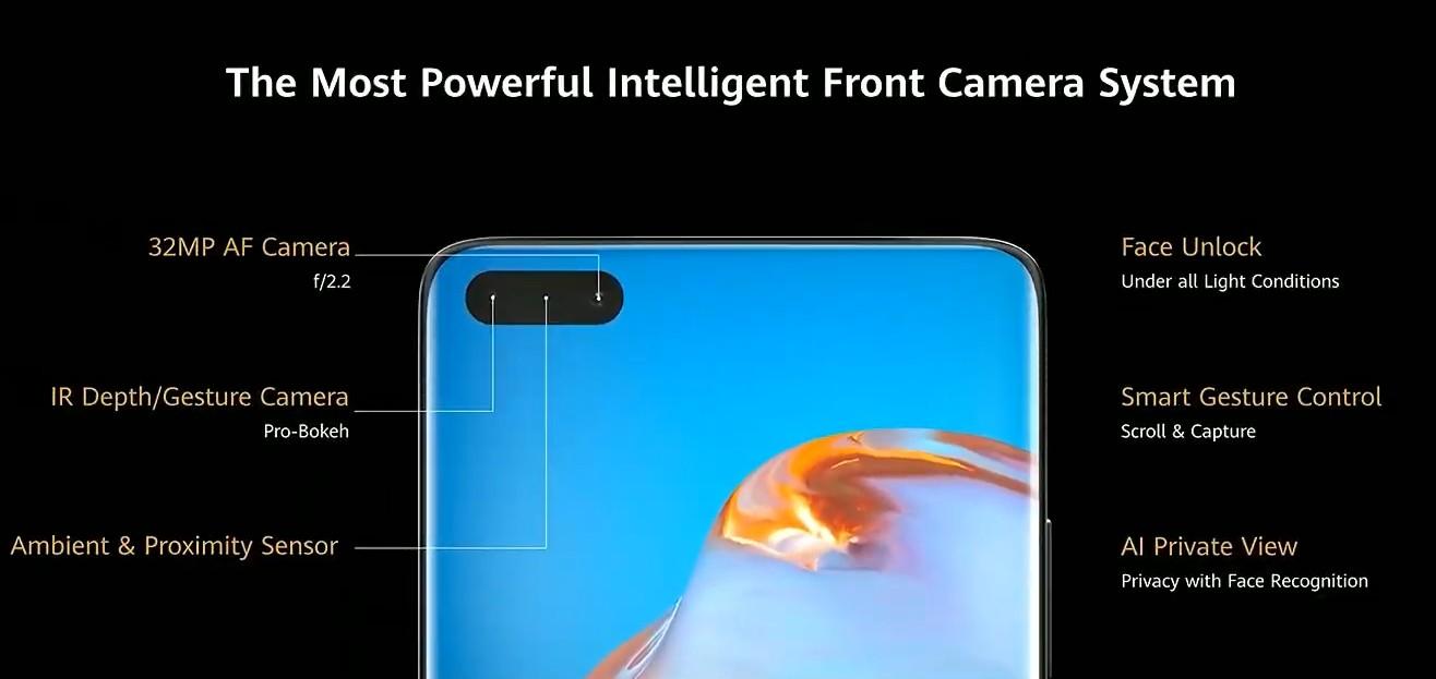 Huawei تُزيح الستار رسميًا عن الهاتفين Huawei P40 و Huawei P40 Pro