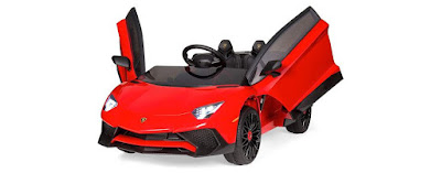 Best Choice Products Kids 12V Ride On Electric Lamborghini