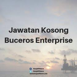 Jawatan Kosong Buceros Enterprise