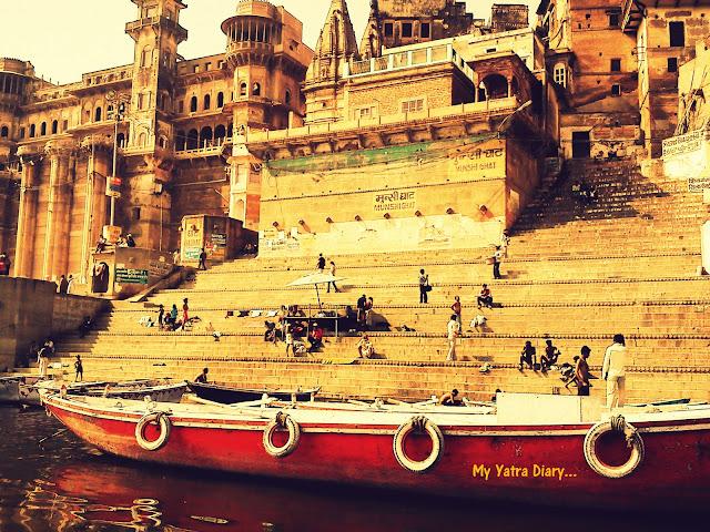 Munshi Premchand Ghat, Varanasi