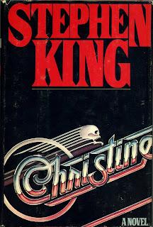 Christine - Book Horror - Stephen King