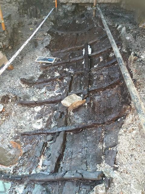 Ρωμαϊκή βάρκα ανακαλύφθηκε στην Κροατία