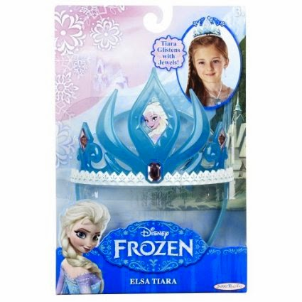 Frozen Elsa's Tiara ONLY $8.