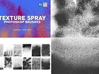 Texture Spray Photoshop Brushes - 28580679