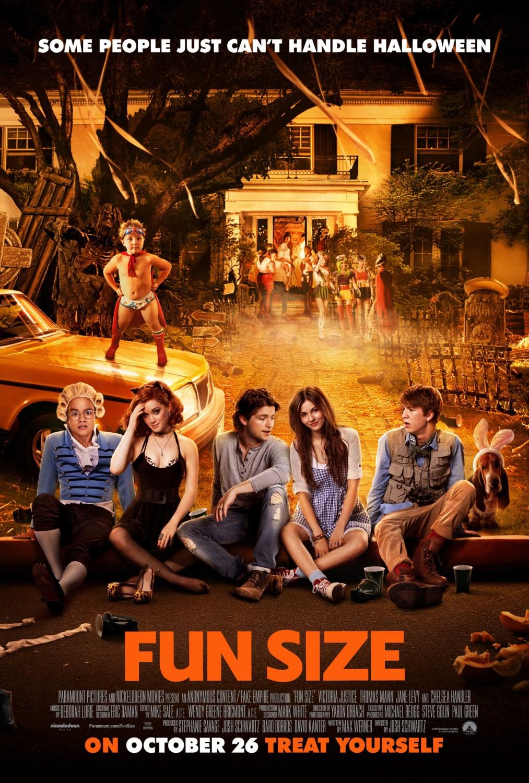 Nonton Film Fun Size (2012)