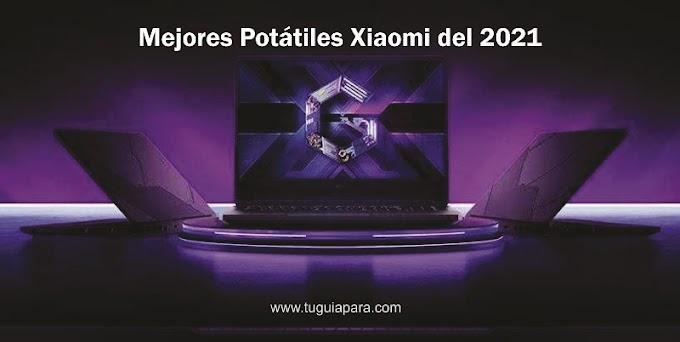 Portátil Xiaomi: Las mejores y con entrega GRATIS en España  🥇