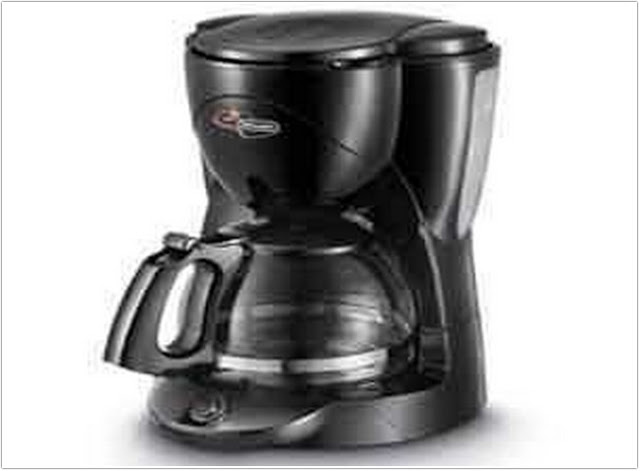 Delonghi ICM2 Coffee Maker Drip;Coffee Maker With Carafe And Single Serve;