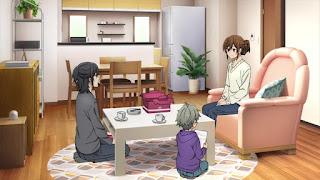 Hellominju.com: ホリミヤ アニメ第2話   堀さんと宮村くん   HORIMIYA EP.2   Hello Anime !