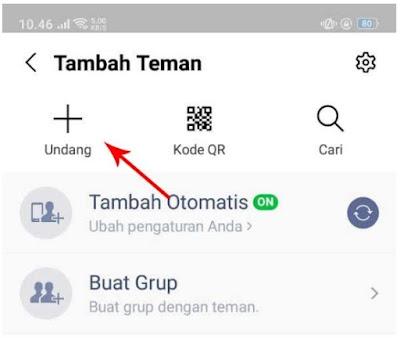 Cara Membuat Link Line untuk BIO instagram