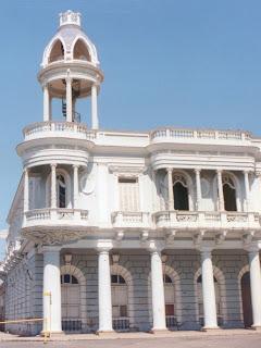 Palacio Ferrer; Cienfuegos; Cuba