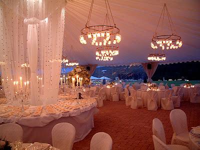 arabian wedding theme on