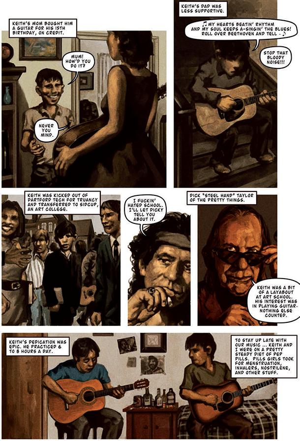 Keith Richards - 5