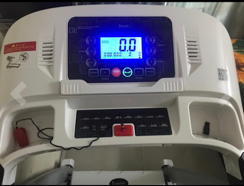 Cockatoo Treadmil