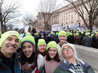 The Sober Peasant: March for Life 2017