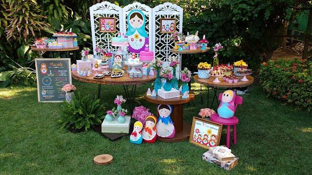 Festa-de-aniversario-infantil-com-o-tema-de-boneca-matrioska2