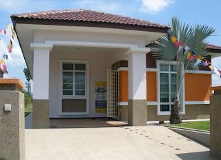 Rumah Ruko Sederhana