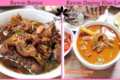 2 Resep Rawon Spesial