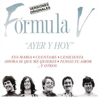 Fórmula V - Ahora Se Que Me Quieres (1971)