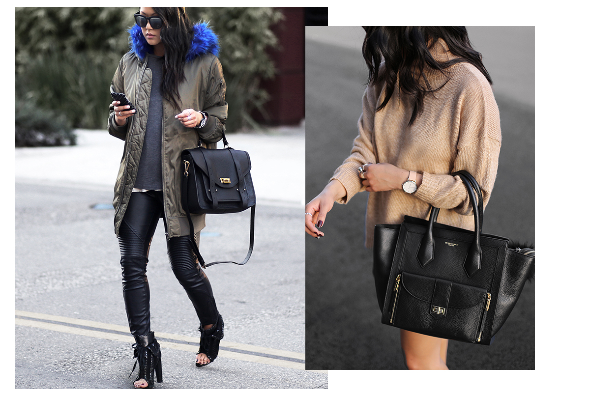 9b8f37fac2a47 I always feel a bag (or a pair of shoes) can change up an outfit and set  the tone. Relaxed and effortless or perfectly chic. But I always need them  to be ...