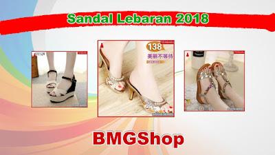 Sandal Lebaran 2018 BMGShop