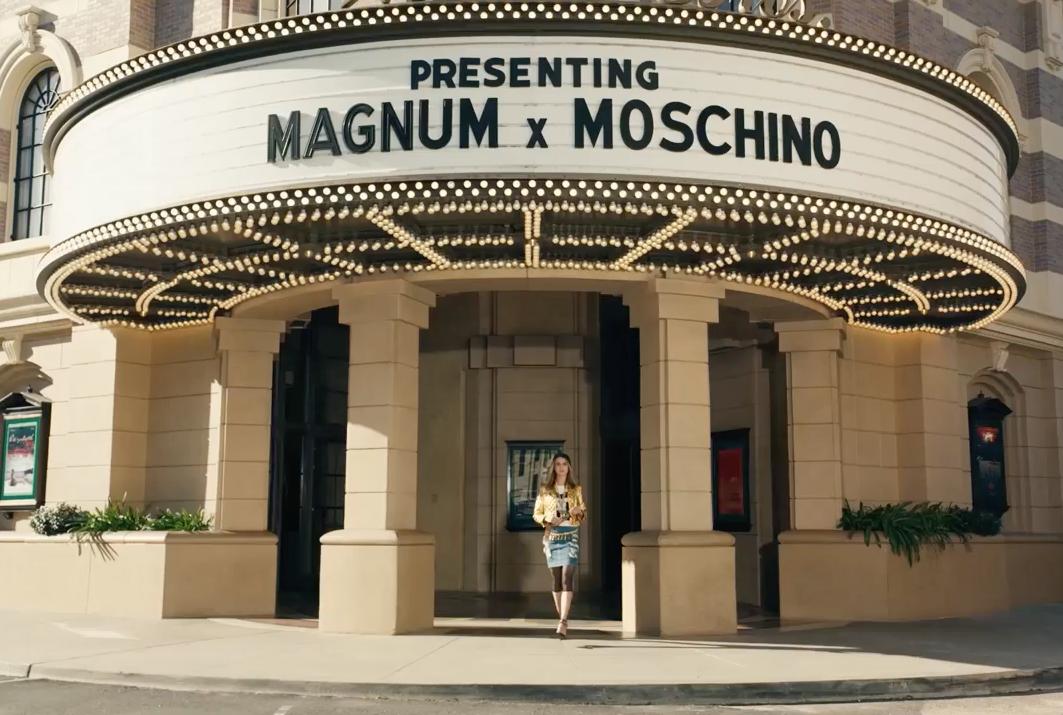 12816e21c La más reciente campaña de la popular marca de helados Magnum se presenta  con una nueva colaboración con dos referencias del mundo de la moda  Jeremy  ...