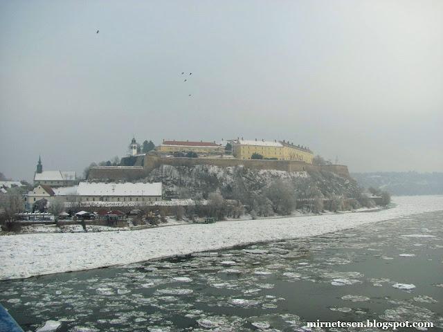 Петроварадин, Сербия: Петроварадинская крепость