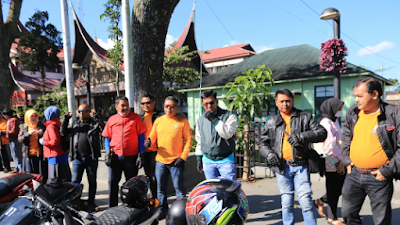 Ala Erwin Yunaz, Seaspal Bareng Komunitas RX King