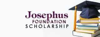 Josephus Foundation Scholarship Application Form - 2018/2019