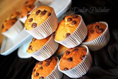 Magdalenas, cupcakes y muffins, la merienda ideal (I Parte)