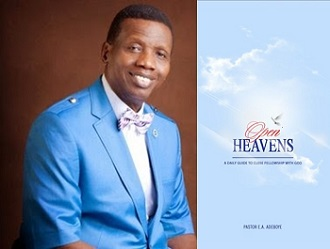 Open Heaven for Today 6 November 2019 – Peace Amidst The Storm