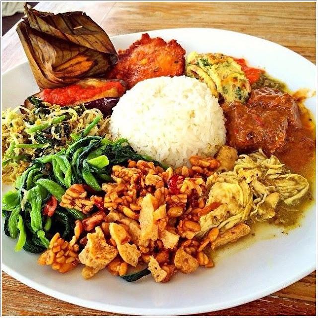 Nasi Campur Nyak Nyong;10 Top Kuliner Probolinggo
