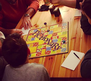 Reseña de juegos de mesa familia - Pictionary