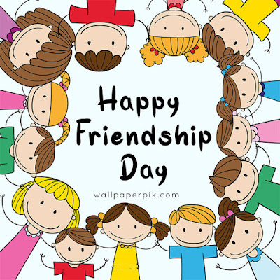 happy friendship day image photo download