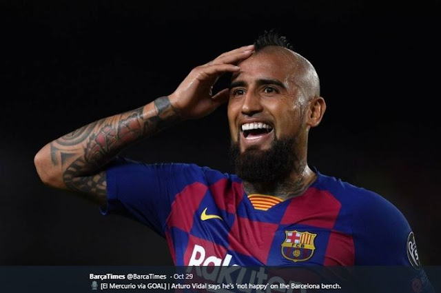 Getting Near to Inter Milan, Vidal Has Sent His Agent to Italy