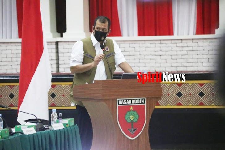Letjen TNI Doni Monardo Apresiasi Penanganan Covid-19 di Sulawesi Selatan, Kabid Humas :  Polda Sulsel Konsisten Kawal Penanganan Covid 19
