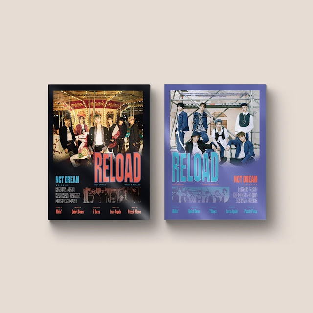 NCT DREAM 'Reload'