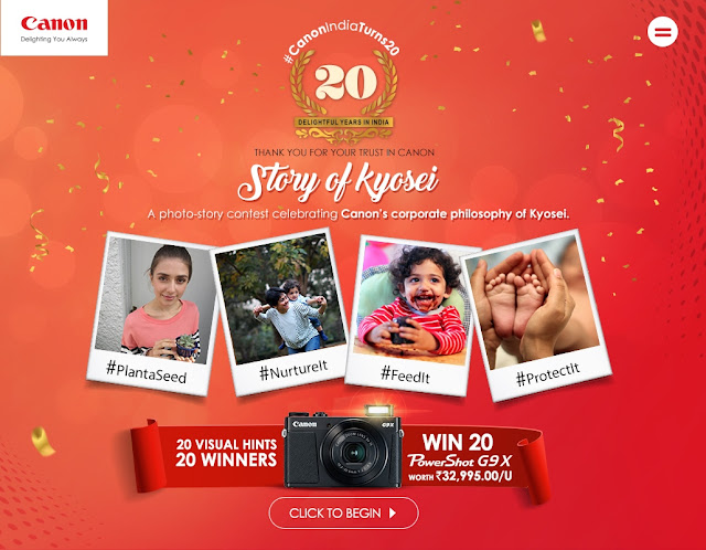 Canon India unfolds the 'Story of Kyosei'