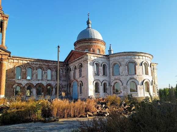 Миропілля. Свято-Миколаївська церква. 1885 р.
