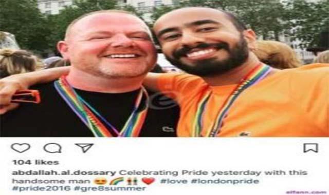 نجم ستار أكاديمي عبد الله الدوسري يعلن زواجة من حبيبة