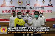 Zarwatun Niam Nahkodai ISSI Kabupaten Aceh Besar Periode 2021-2025