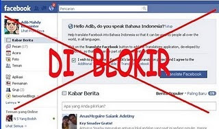 Cara Mudah Mengembalikan Akun Facebook yang Diblokir