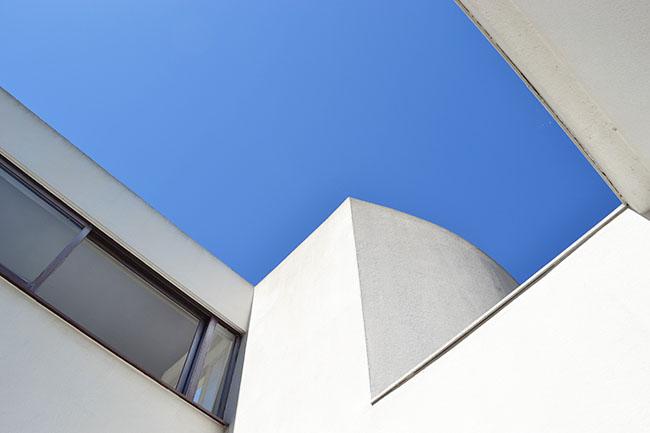 Le Corbusier a Poissy