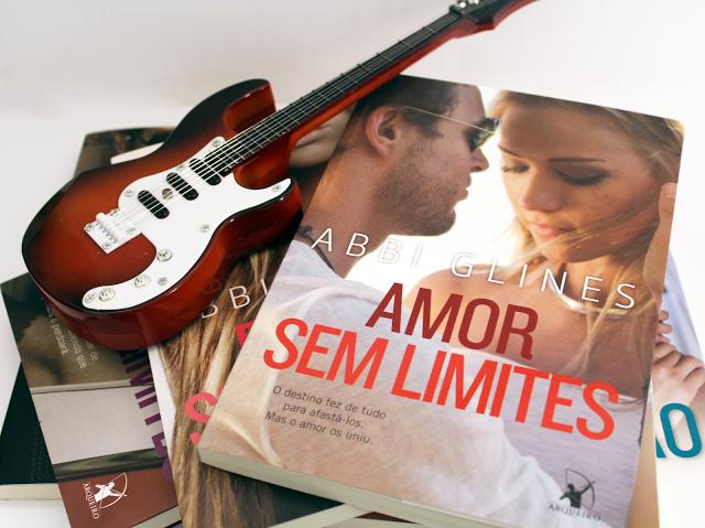Amor Sem Limites - Série Too Far #05 - Abbi Glines