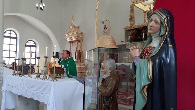 ROMARIA 2020: Fiéis continuam celebrando a vida e o legado de Frei Damião em São Joaquim do Monte