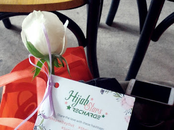 Hijab Stars Recharge bersama Sunsilk dan Shoppe