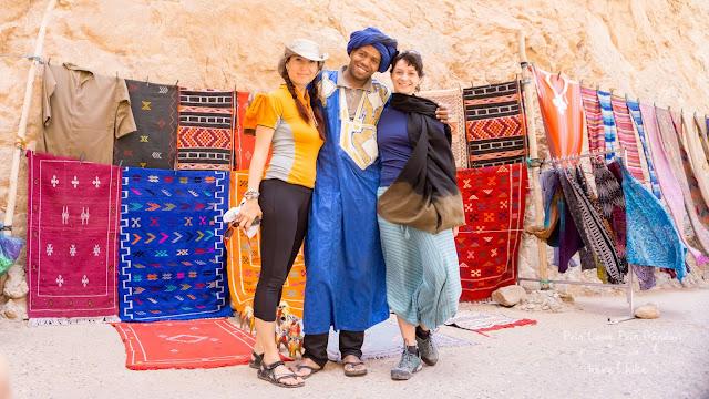 morocco sahara desert tuareg traditional clothing