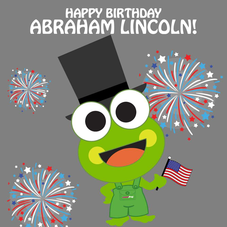 Abraham Lincoln's Birthday Wishes Unique Image