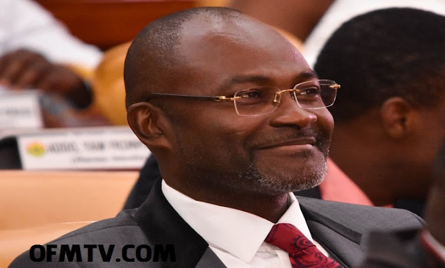 You are a fool – Ken Agyapong to Colonel Aggrey [Watch Video]