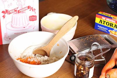 recette pudding sans sucre